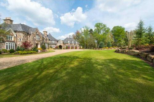 $5.5 Million Regal Estate in Georgia 12