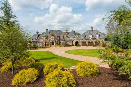 $5.5 Million Regal Estate in Georgia