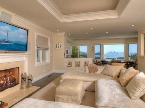 $6.4 Million Grand Estate in Tiburon California 10