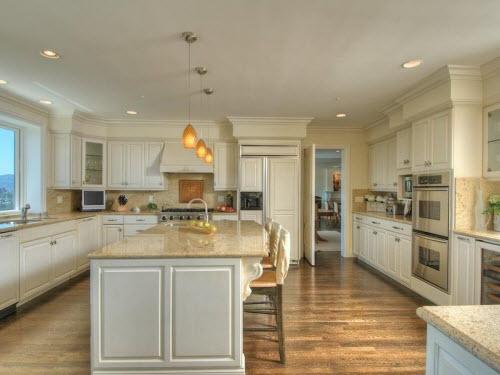$6.4 Million Grand Estate in Tiburon California 11