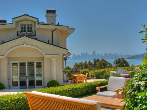 $6.4 Million Grand Estate in Tiburon California 13