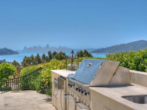 $6.4 Million Grand Estate in Tiburon California 4