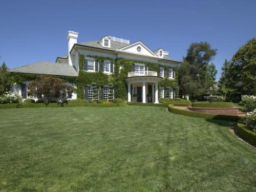 $6.5 Million Fairhaven Estate in Thousand Oaks California