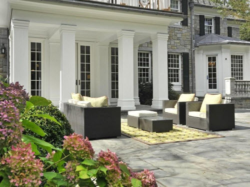 $7.6 Million Georgian Estate in Greenwich Connecticut 12