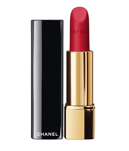 Chanel Rouge Allure Velvet Luminous Matte Lip Color