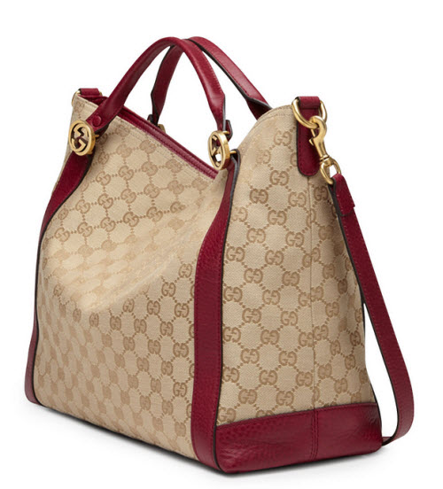 Gucci Miss GG Medium Original GG Canvas Top Handle Bag 3