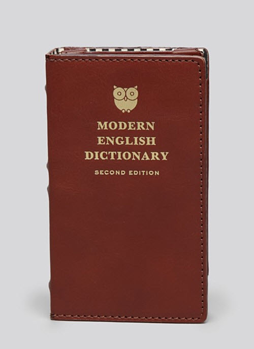 Kate Spade New York Dictionary Book iPhone 5 5s Case