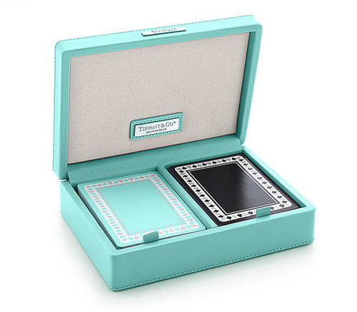 Tiffany & Co. Playing Cards Box 4