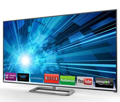 Vizio M-Series 55-Inch 1080p 240Hz 3D Smart LED HDTV