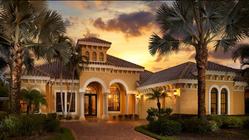 $1.7 Million Country Club Estate in Naples Florida