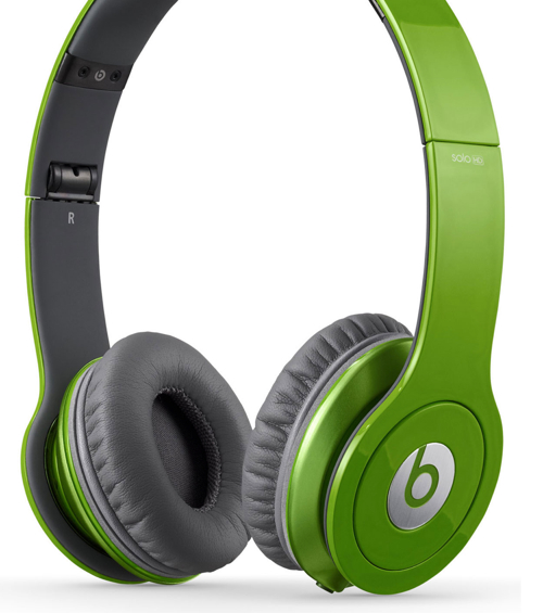 Beats By Dr. Dre Solo HD Headphones 2