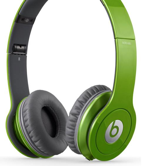 Beats By Dr. Dre Solo HD Headphones 2