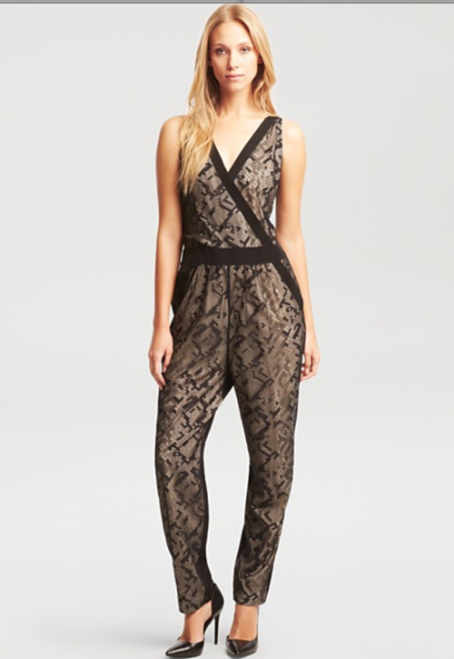 Kenneth Cole New York Alice Jumpsuit