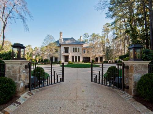 $10.5 Million Sophisticated Mansion in Atlanta Georgia