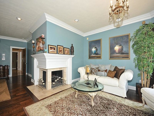 $2.2M Exceptional Traditional Home in Carmel Indiana 11