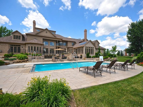 $2.2M Exceptional Traditional Home in Carmel Indiana 18