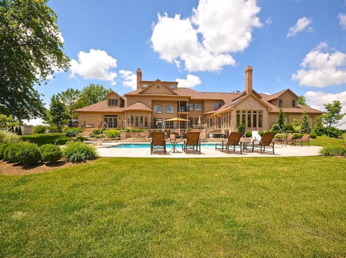 $2.2M Exceptional Traditional Home in Carmel Indiana 3