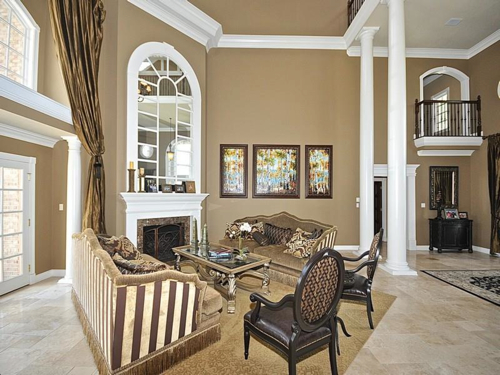 $2.2M Exceptional Traditional Home in Carmel Indiana 5