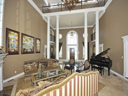 $2.2M Exceptional Traditional Home in Carmel Indiana 6