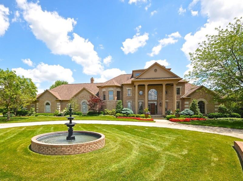 $2.2M Exceptional Traditional Home in Carmel Indiana