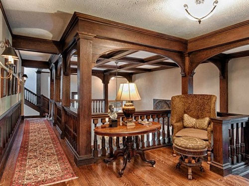 $4.9M English Manor Home in Asheville North Carolina 10