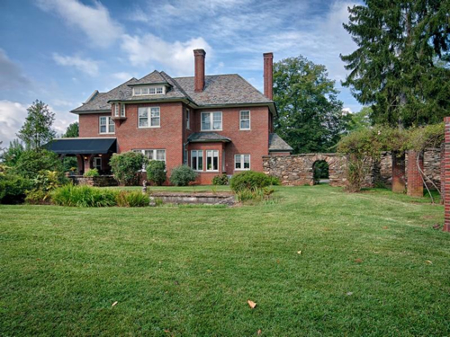 $4.9M English Manor Home in Asheville North Carolina 11