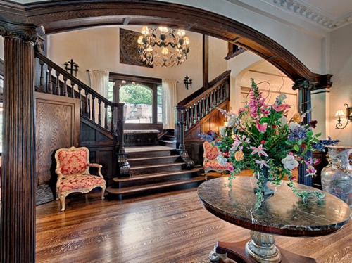 $4.9M English Manor Home in Asheville North Carolina 3