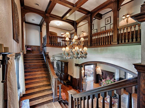 Estate Of The Day 4 9m English Manor Home In Asheville