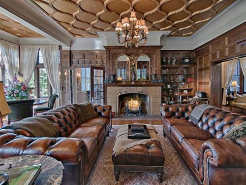 $4.9M English Manor Home in Asheville North Carolina 8
