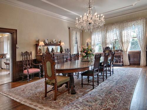 $4.9M English Manor Home in Asheville North Carolina 9