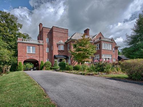 $4.9M English Manor Home in Asheville North Carolina