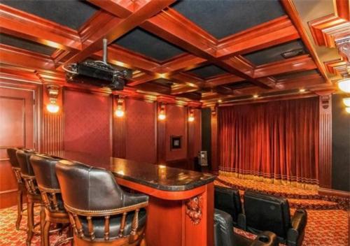 $6.9 Million Entertainer's Paradise in Connecticut 11