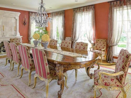 $7.2 Million Majestic Mediterranean Estate in Dallas Texas 11