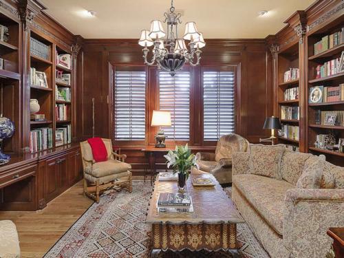 $7.2 Million Majestic Mediterranean Estate in Dallas Texas 12