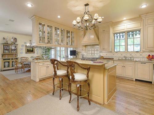 $7.2 Million Majestic Mediterranean Estate in Dallas Texas 13