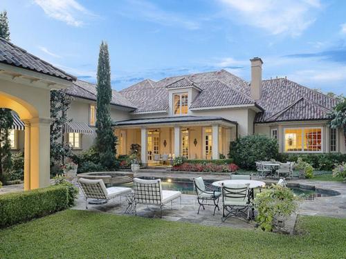 $7.2 Million Majestic Mediterranean Estate in Dallas Texas 2