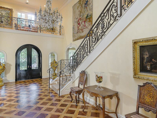 $7.2 Million Majestic Mediterranean Estate in Dallas Texas 8