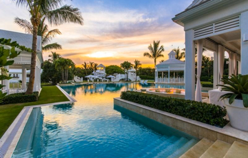 $72 Million Luxurious Bahamian Inspired Mansion in Florida 4