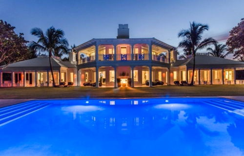 $72 Million Luxurious Bahamian Inspired Mansion in Florida 6