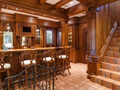 $9.9 Million Mediterranean Mansion in Palm Beach Florida 12