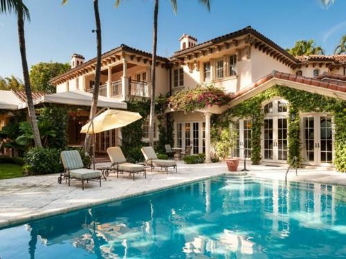 99 Million Mediterranean Mansion In Palm Beach Florida 2