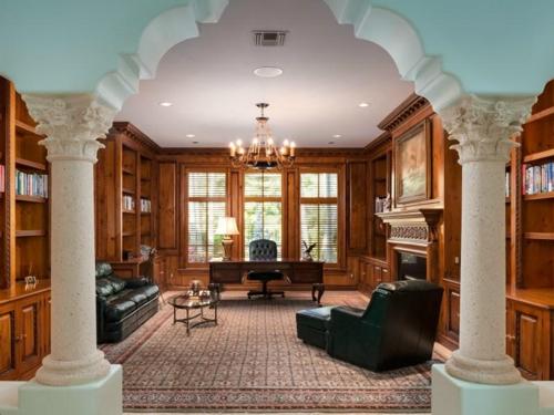 $9.9 Million Mediterranean Mansion in Palm Beach Florida 6