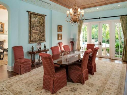 $9.9 Million Mediterranean Mansion in Palm Beach Florida 7
