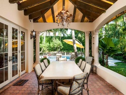 $9.9 Million Mediterranean Mansion in Palm Beach Florida 9