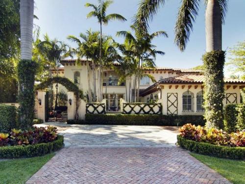 $9.9 Million Mediterranean Mansion in Palm Beach Florida