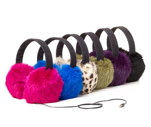 Bodhi Fur Audio Earmuffs 2