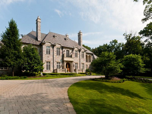 Majestic Estate in Barrington Hills Illinois 3