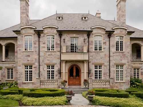 Estate of the day 4 8m majestic estate in barrington for Most expensive house in illinois