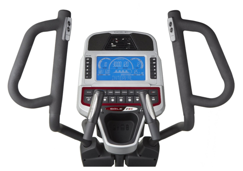 Sole Fitness E95 Elliptical Machine 2