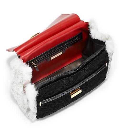 The Row Exotic Mixed Media Top-Handle Bag 2